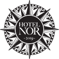 Hotel Nor - Badehotellet logo